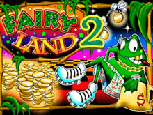 Fairy Land 2 на зеркале Вулкан