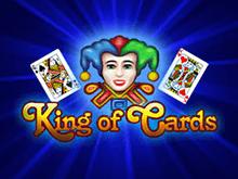 King Of Cards в Вулкане Платинум