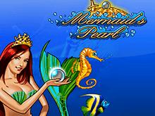 Mermaid's Pearl в Вулкане Платинум
