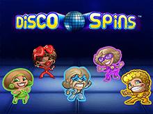 В Вулкан 24 без регистрации Disco Spins
