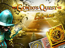 В Вулкан Платинум игровые Gonzo's Quest Extreme