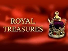 Игровой автомат без смс Royal Treasures