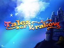 Демо игрового аппарата Tales Of Krakow
