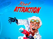 Играть на деньги с выводом в слот Reel Attraction