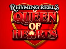 Азартная игра на деньги: Rhyming Reels Queen Of Hearts