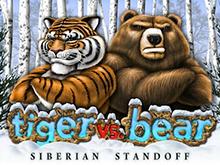 Тигр Против Медведя – игровой виртуальный автомат