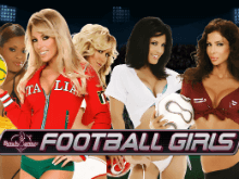 Benchwarmer Football Girls – популярный онлайн-автомат