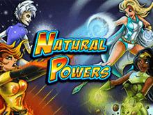 Natural Powers – азартный игровой автомат