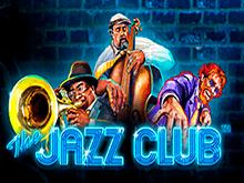 Джазовый Клуб – игровой автомат на деньги