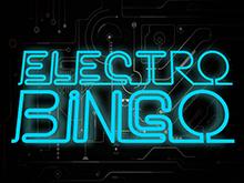 Электро Бинго: играть с выводом денег в гаминатор