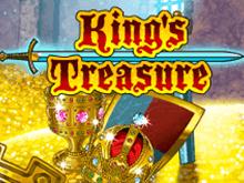 Сокровище Короля: гаминатор с выводом денег на сайте клуба Вулкан