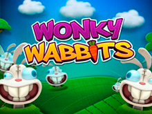 Wonky Wabbits: автомат с гарантированнми выплатами денег онлайн