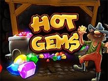Популярный у удачливых игроков автомат Hot Gems
