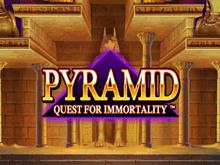Игровой азартный слот Пирамида: В Поисках Бессмертия
