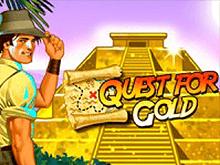 В зале онлайн-казино азартная игра В Поисках Золота
