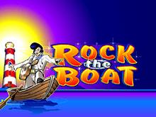 Доступный для игры через интернет автомат Rock The Boat