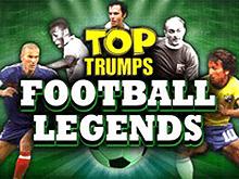 Онлайн в казино тематический автомат Мировой Турнир Звезд Футбола