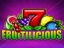 Fruitilicious – играть на деньги в классическую азартную игру