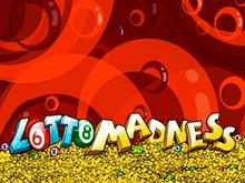 Автомат на деньги Lotto Madness на сайте азартного казино