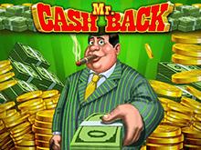 Виртуальный автомат на реальные деньги Мистер Кэшбэк