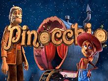 Аппарат для игры через онлайн-казино Pinocchio