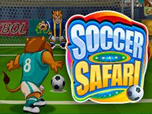 Soccer Safari – играть онлайн на игровом портале казино