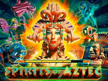 Играть на реальные деньги в классический гаминатор Spirits Of Aztec