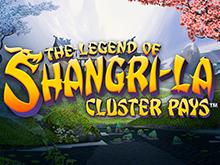 Азартный автомат на деньги The Legend Of Shangri-La