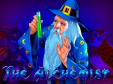 Играйте в интернете в азартный автомат Алхимик