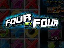 Игровой слот Four By Four