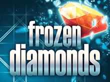 Призы и бонусы в игровом автомате Замерзшие Бриллианты в режиме онлайн
