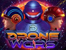 Игровой автомат Drone Wars с демо-версией