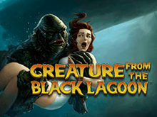 Онлайн игровой автомат Creature From The Black Lagoon