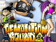 Играть в игровой автомат Demolition Squad онлайн